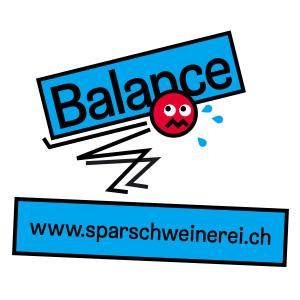 Logo Balance Quadrat